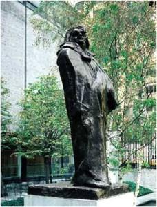 Балзак - Роден, не съвременно изкуство