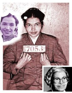 Rosa Parks Роза Паркс