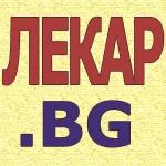изработка на лого на Лекар.БГ във варианта фейсбук дизайн
