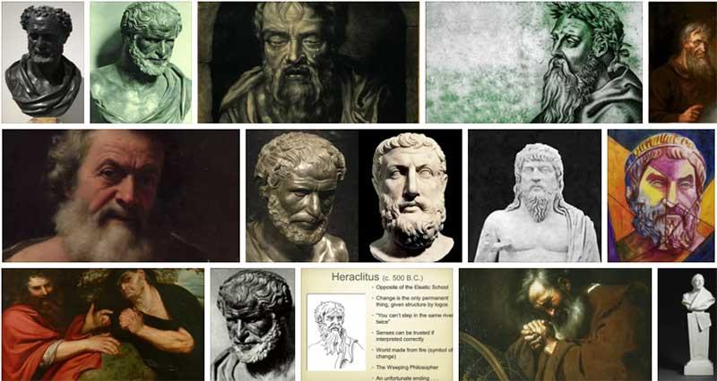 Хераклит, панта рей
